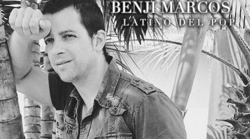 Benji Marcos estrena un vallenato urbano grabado en Guayaquil, Ecuador